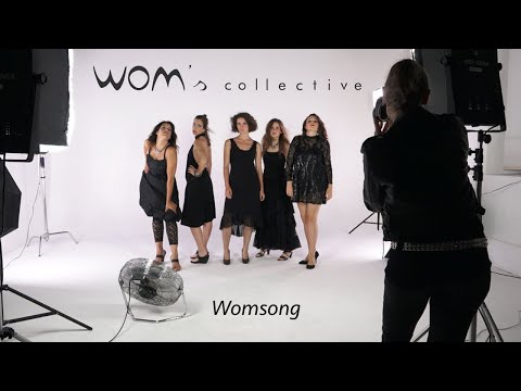 videoclip oficial del projecte wom's collective